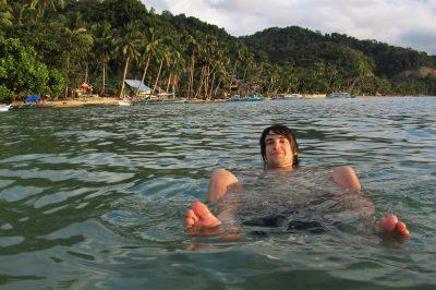 Uživancija na Filipinih