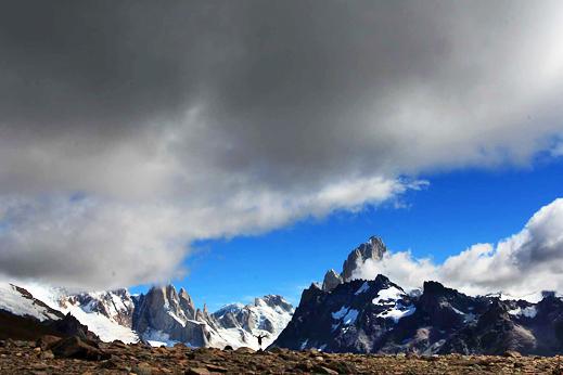 Treking Patagonija - Cerro Torre