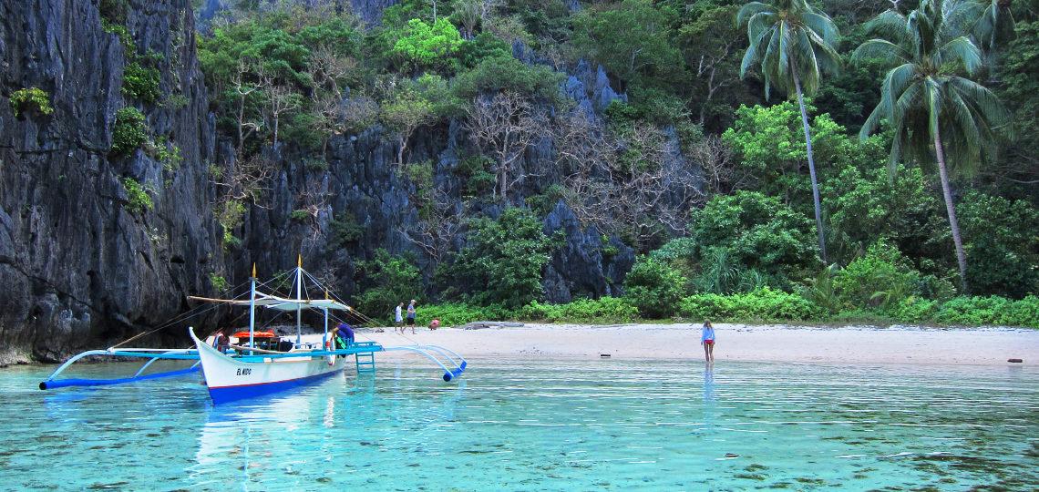 Potovanje Filipini