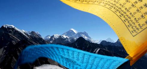Nepal – Everest BC in Island Peak