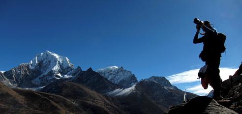 Nepal – Foto odprava pod Everest