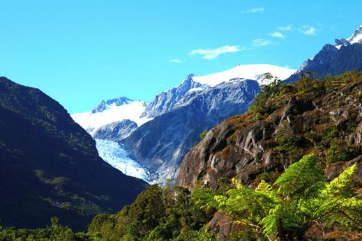 Ledenik Franc Jozef - Potovanje Nova Zelandija