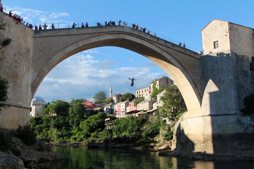 mostar bosna potovanje