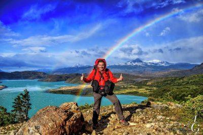 Patagonija je res top :)!