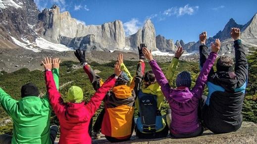 Francoska dolina, Torres del Paine