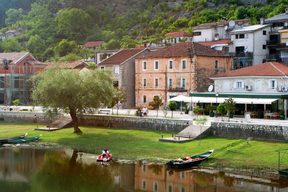 Magična dolina in kolesarenje po dolini Rijeke Crnojevića