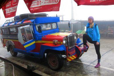Najbolj odpičen prevoz po Filipinih je z jeepniji