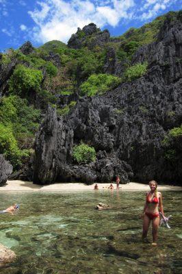 Raj za šnorkljanje