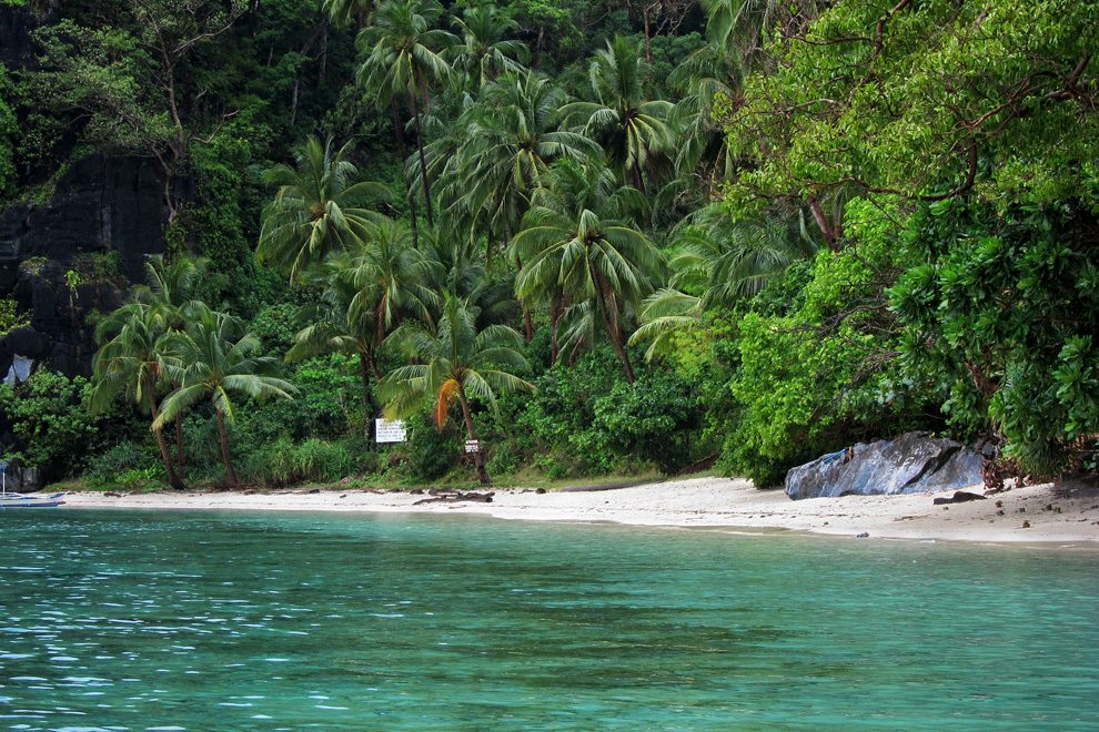 Divje filipinske plaže