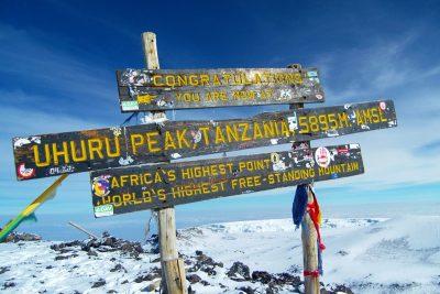 Vrh Kilija je pregrešno visoko, vendar tehnično nezahteven in zato primeren za nas običajne planince