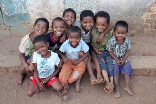 Potovanje Madagaskar