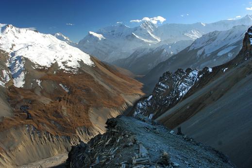 Nepal treking Anapurna