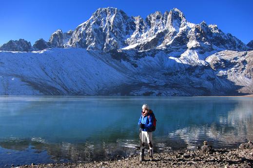 Čarobna Gokijska jezera, treking Everest.