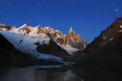 Laguna ob Cerro Torre