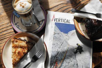 Obvezno čtivo ob jutranji kavici v El Chaltenu :)
