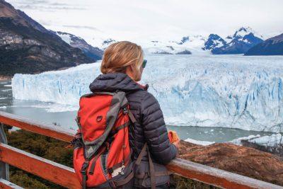 Ledenik Perito Moreno je ena največjih znamenitosti Argentine