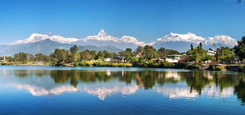Nepal – treking Anapurna