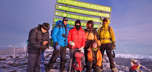 Kilimanjaro treking – individualno