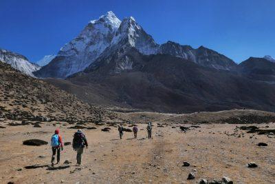 Treking Nepal EBC