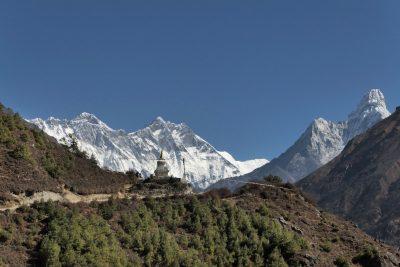 Pogledi segajo vse tja do Tibeta ...