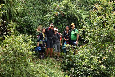 Treking skozi goste gozdove severnega Vietnama - po stopinjah gverilskih borcev za svobodo