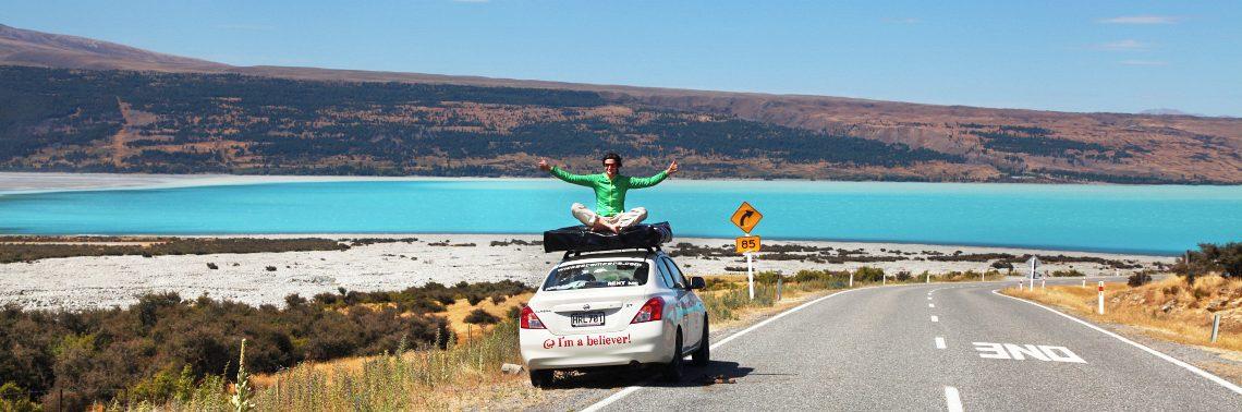 Potovanje Nova Zelandija