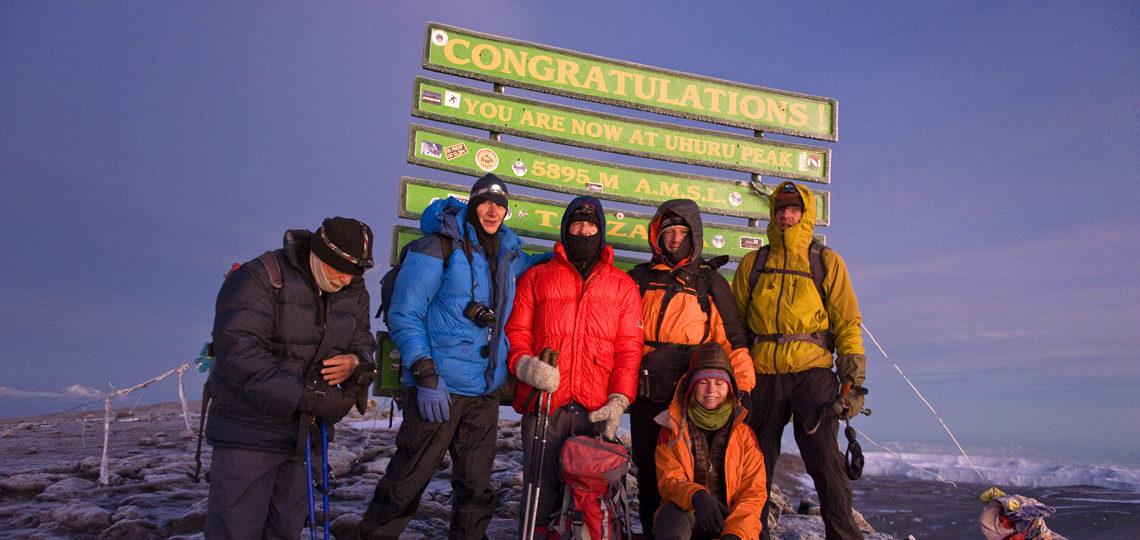 Treking Kilimanjaro