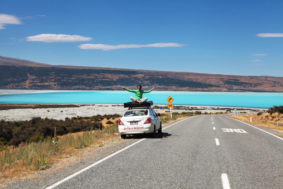 Road trip Nova Zelandija
