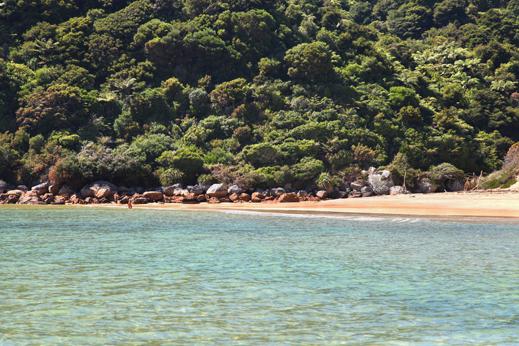 Nacionalni park Abel Tasman.
