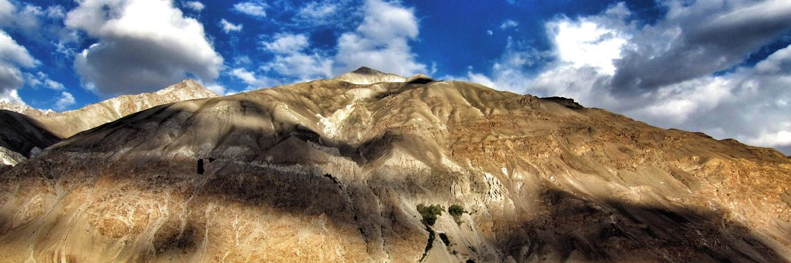 Treking Tadžikistan