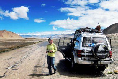 Potovanje Tadžikistan