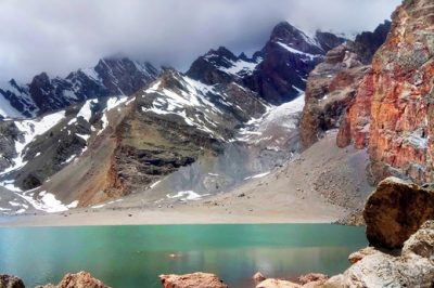 Treking Tadžikistan - modrozelena jezera na vsakem koraku