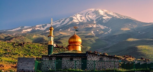 Iran – Damavand