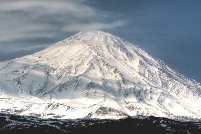 Najvišji azijski vulkan.
