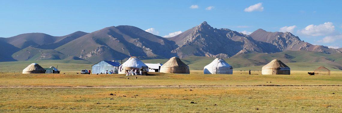 Treking Kirgizija potovanje