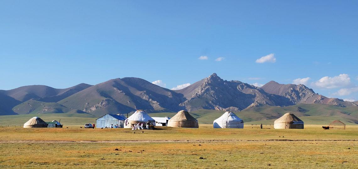 Treking Kirgizija potoanje