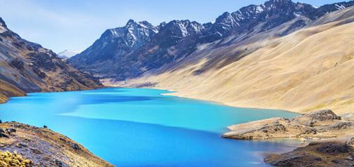 Bolivija – treking