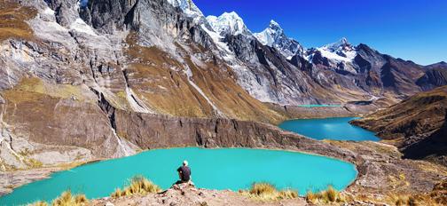 Peru – treking v Kordiljerah