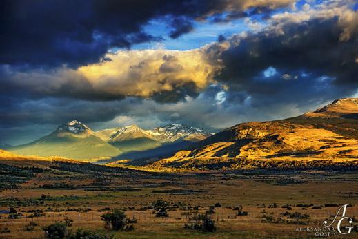 Potovanje Patagonija - vreme v Patagoniji je tudi poleti nepredvidljivo