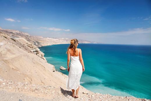 Oman, Indijski ocean.