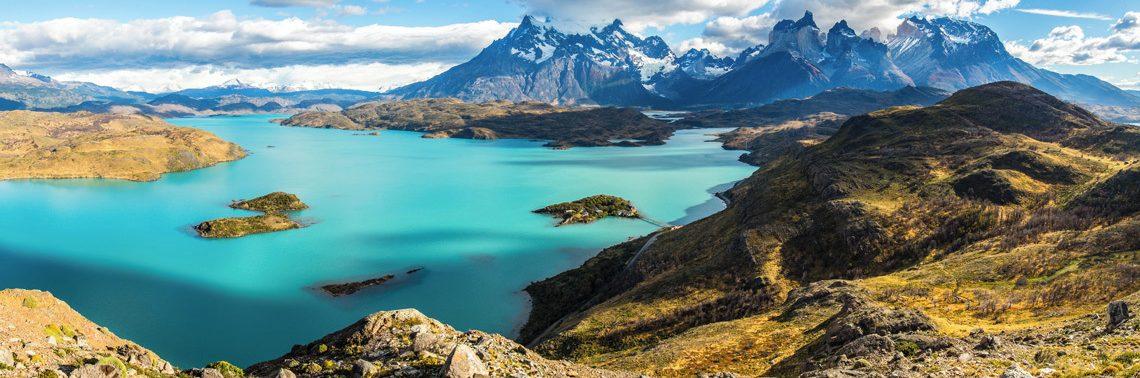 Potovanje Patagonija, nacionalni park Torres del Paine