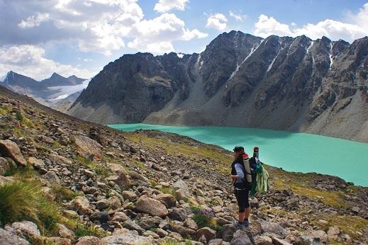 potovanje kirgizija turkizno jezero Ala Kul