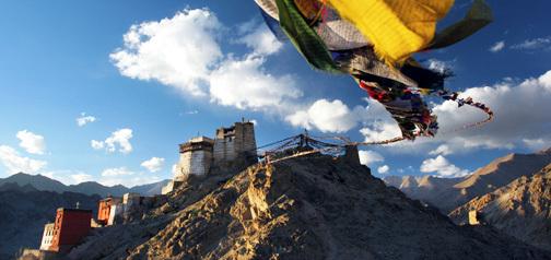 Ladak – vzpon na šesttisočak Stok Kangri