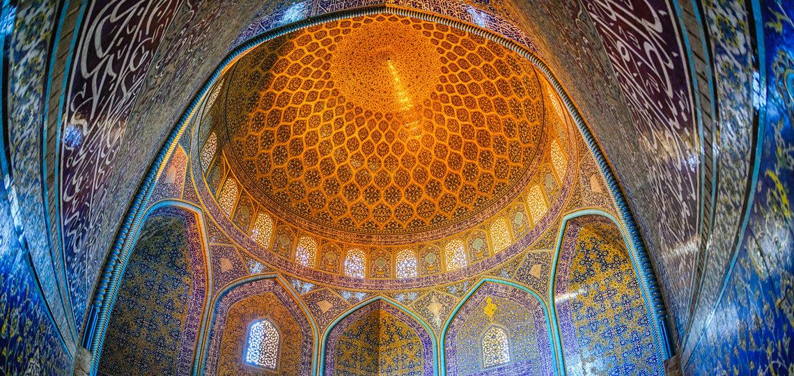 Iran-potovanje