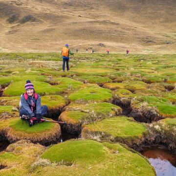 Peru - treking v Kordiljerah