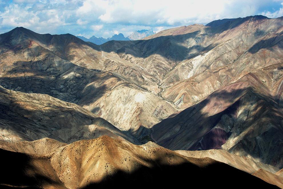Labirinti nenaseljenih dolin, ki jih obišče le malokdo.