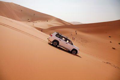 Expedicija z džipi čez puščavo Rub al Khali