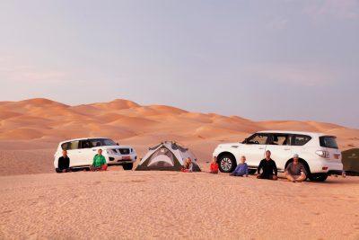 Družinam prijazno potovanje Oman