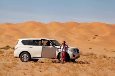 Potujemo z zmogljivimi terenskimi vozili