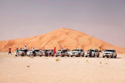 Expedicija Rub al Khali